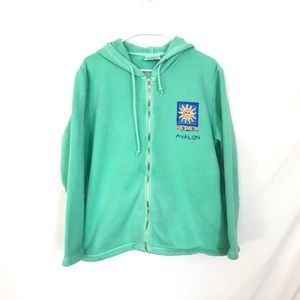 Adorable Avalon New Jersey zip up!
